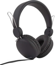 maxell spectrum sms 10s headphones with mic black photo