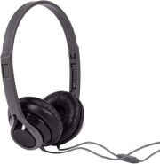 maxell hp360 legacy headphones with mic black photo