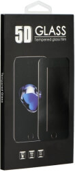5d full glue tempered glass for samsung galaxy m10 black photo