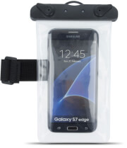 waterproof case with armband 55 transparent photo