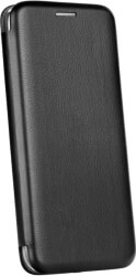 forcell book elegance flip case for huawei p20 pro black photo