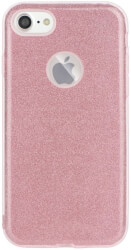 forcell shining back cover case for samsung galaxy a40 pink photo