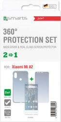 4smarts 360 protection set for xiaomi mi a2 clear photo