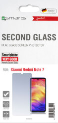 4smarts second glass for xiaomi redmi note 7 photo