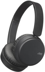 jvc ha s35bt flat foldable wireless headphones with mic black photo