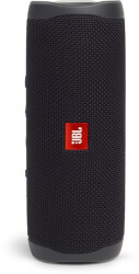 jbl flip 5 waterproof portable bluetooth speaker black photo