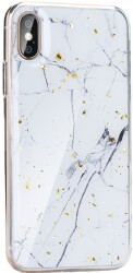 forcell marble back cover case for huawei p30 pro design 1 photo