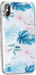 forcell marble back cover case for huawei y7 2019 design 2 photo