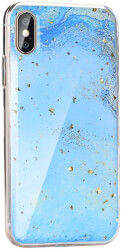 forcell marble back cover case for samsung galaxy a60 design 3 photo