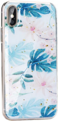 forcell marble back cover case for samsung galaxy s8 design 2 photo