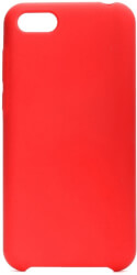 forcell silicone back cover case for huawei y5 2019 red photo