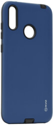 roar rico armor back cover case for huawei y7 2019 navy photo