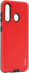 roar rico armor back cover case for samsung galaxy a60 red photo