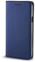 smart magnet flip case for lg k50 q60 navy blue photo