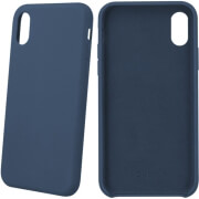 forever premio back cover case for huawei p20 dark blue photo