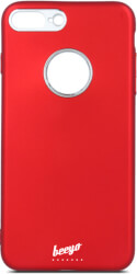beeyo soft back cover case for apple iphone x iphone xs red photo
