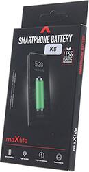 maxlife battery for lg k8 k350n bl 46zh 2125mah photo