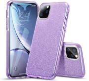 esr makeup glitter back cover case for apple iphone 11 pro 58 purple photo
