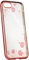 forcell diamond back cover case for apple iphone 11 pro 58 rose gold photo