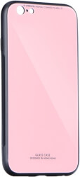 glass back cover case for apple iphone 11 pro max 65 pink photo