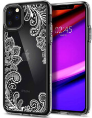 spigen ciel back cover case for apple iphone 11 pro 58 white mandala photo