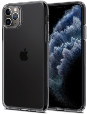 spigen liquid crystal back cover case for apple iphone 11 pro 58 space crystal photo