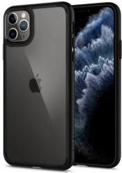 spigen ultra hybrid back cover case for apple iphone 11 pro max 65 matte black photo