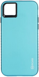 roar rico armor back cover case for apple iphone 11 light blue photo