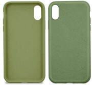 forever bioio back cover case for iphone xs max green photo