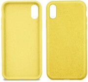 forever bioio back cover case for iphone xs max yellow photo