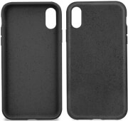 forever bioio back cover case for samsung a40 black photo