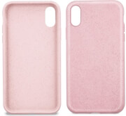 forever bioio back cover case for samsung a40 pink photo
