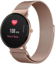forever sb 320 forevive smartwatch rose gold