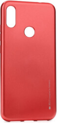 mercury i jelly back cover case for xiaomi redmi note 7 red photo
