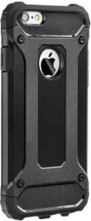 forcell armor case for xiaomi redmi note 8 black photo
