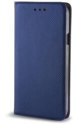 smart magnet case for redmi note 8 pro navy blue photo