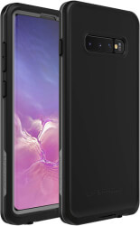 lifeproof 77 61521 fre waterproof protection case for samsung galaxy s10 asphalt black photo