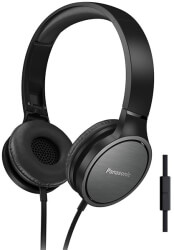 panasonic rp hf500me k overhead stereo handsfree black photo