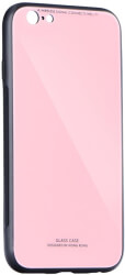 glass back cover case for xiaomi redmi note 8t pink photo