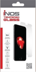 inos tempered glass full cover 033mm for xiaomi redmi note 8t black photo
