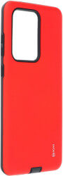 roar rico armor back cover case for samsung galaxy s20 ultra red photo