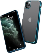 forcell new electro matt case for iphone 11 pro max green photo