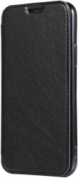 forcell electro book flip case for iphone 11 pro max black photo