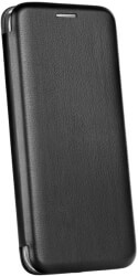 forcell book elegance flip case for samsung s20 black photo