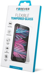 forever flexible tempered glass for samsung a40 photo
