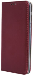 smart magnetic flip case for huawei y5 2018 honor 7s burgundy photo