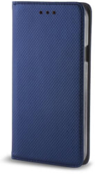 smart magnet flip case for lg k40s navy blue photo