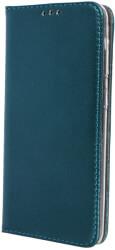 smart magnetic flip case for lg k50s dark green photo
