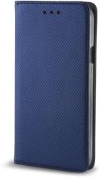 smart magnet flip case for samsung a41 navy blue photo