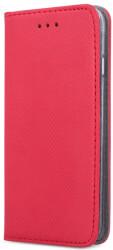 smart magnet flip case for motorola g8 power red photo